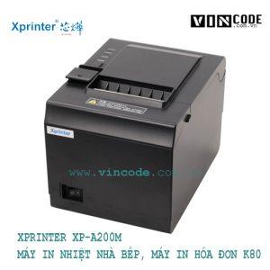 Máy in hoá đơn xprinter k80 chính hãng