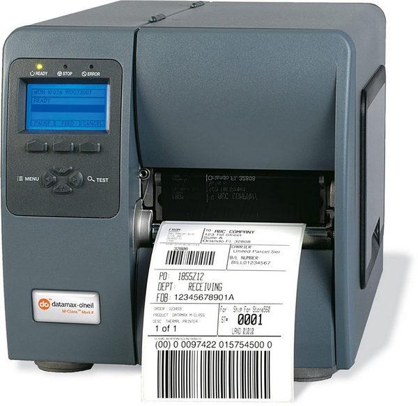 Máy in mã vạch thương hiệu Datamax