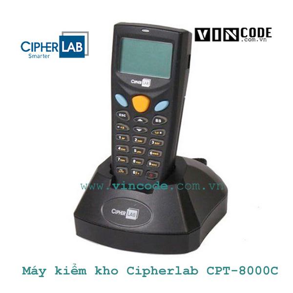 MÁY KIỂM KHO CHÍNH HÃNG CIPHERLAB CPT-8000C