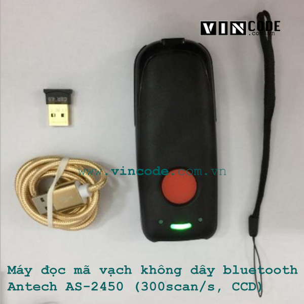 máy đọc mã vạch Bluetooth