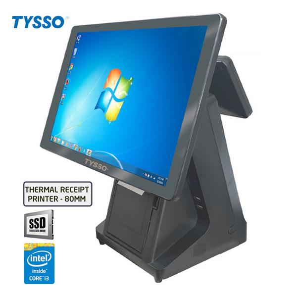 Ưu điểm nổi bật của máy POS bán hàng TYSSO trong kinh doanh